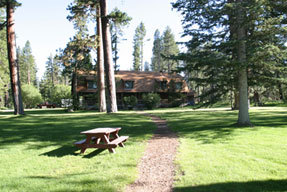 Valhalla Grand Hall - Ceremony Sites - Valhalla Rd, South Lake Tahoe, CA, 96150, US