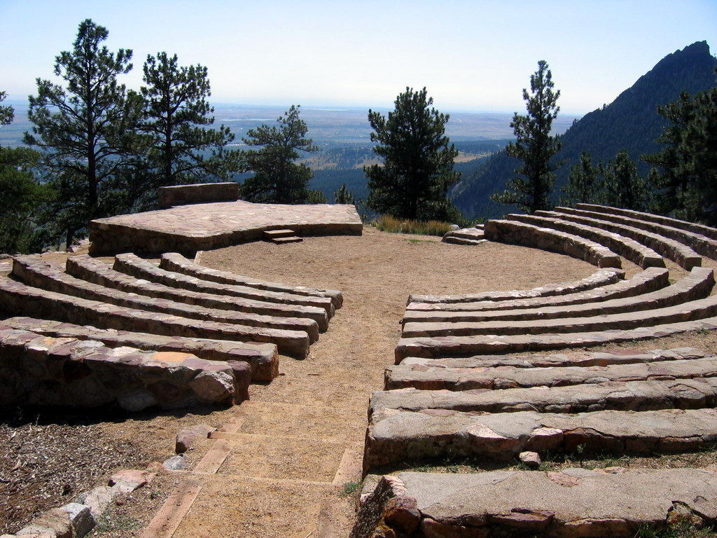 Sunrise Amphitheater - Ceremony Sites - Boulder, CO, United States