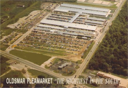 Oldsmar Flea Market - Attractions/Entertainment, Shopping - 180 Race Track Rd N, Oldsmar, FL, United States