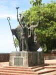 La Rogativa - Ceremony Sites, Attractions/Entertainment - Caleta De Las Monjas, San Juan, PR, 00901, US