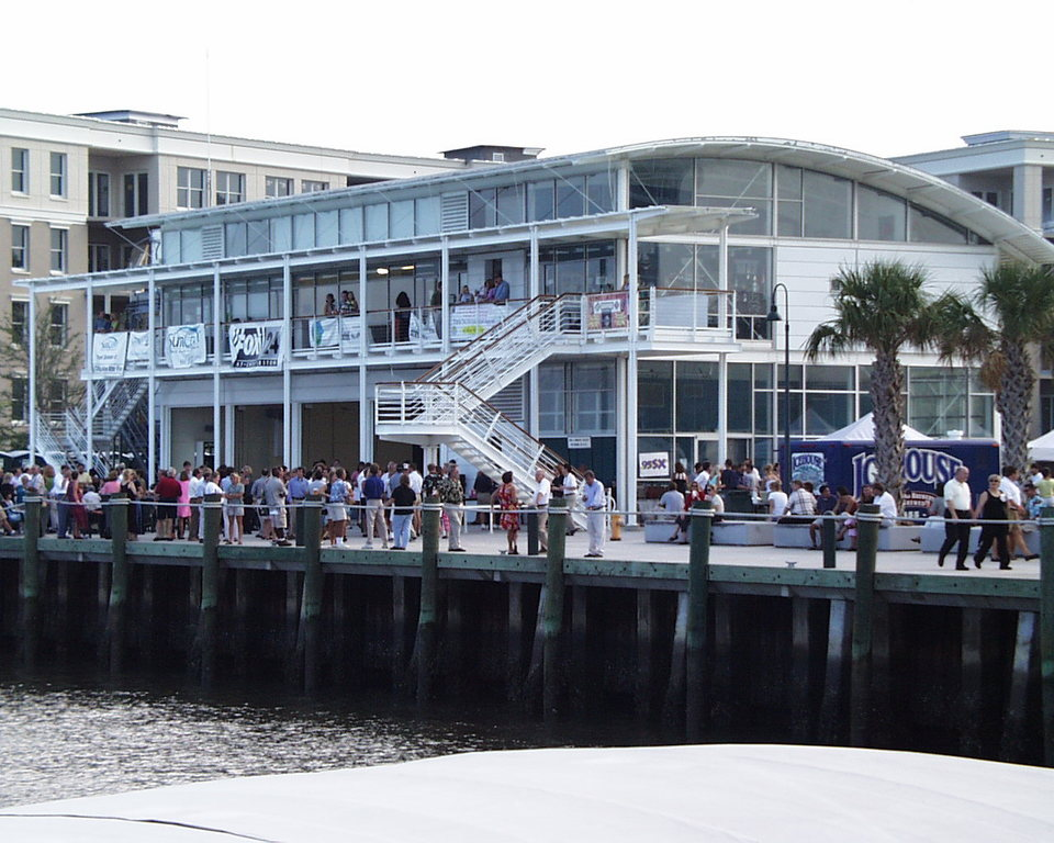 Charleston Maritime Center & Marina - Reception Sites, Rehearsal Lunch/Dinner, Ceremony Sites, Cruises/On The Water - 10 Wharfside St, Charleston, SC, 29401