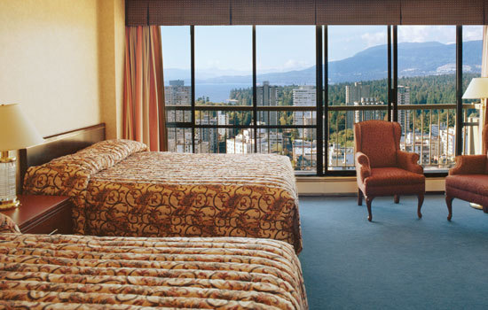 Coast Plaza Hotel & Suites The - Hotels/Accommodations, Reception Sites - 1763 Comox Street, Vancouver, BC, Canada