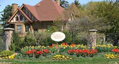 Allen Centennial Gardens - Ceremony Sites, Parks/Recreation, Attractions/Entertainment - 620 Babcock Dr, Madison, WI, 53706, US