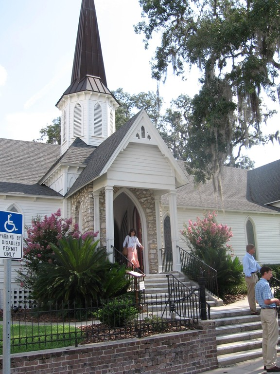 Grace Episcopal Church - Ceremony Sites - 503 SW Broadway St, Ocala, FL, 34475, US