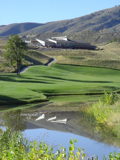 Fossil Trace Golf Club - Attractions/Entertainment, Reception Sites, Ceremony Sites, Golf Courses - 3050 Illinois St, Golden, CO, 80401