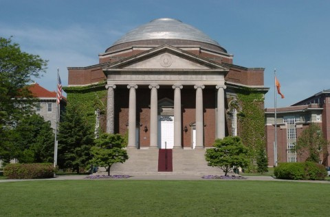 Ceremony - Hendricks Chapel - Ceremony Sites - Syracuse, NY, 13244-0001, US