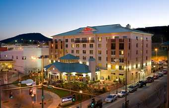 Hilton Garden Inn Chattanooga Downtown - Hotels/Accommodations - 311 Chestnut Street, Chattanooga, TN, United States