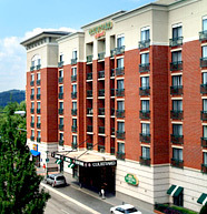 Courtyard Chattanooga Downtown - Hotels/Accommodations - 200 Chestnut Street, Chattanooga, TN, United States