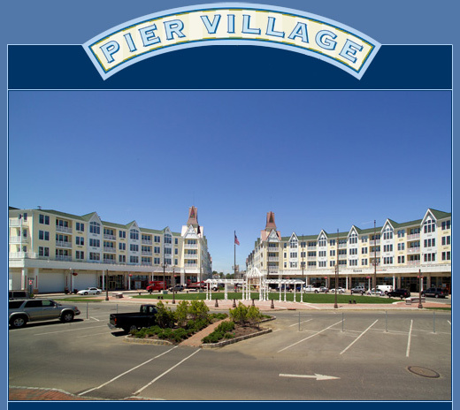Pier Village - Attractions/Entertainment, Beaches, Shopping - 1 Chelsea Ave, Long Branch, NJ, United States