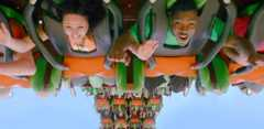 Six Flags Great America - Theme Parks - 26101 Magic Mountain Parkway, Valencia, CA, 91355, US