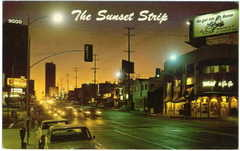The Sunset Strip - Attraction - 9000 Sunset Blvd, West Hollywood, CA, USA