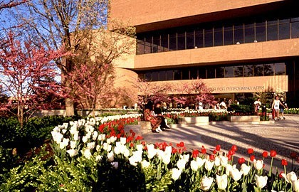 Wharton Center For Performing Arts - Attractions/Entertainment, Reception Sites - East Lansing, MI, 48824