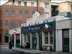Tommy Condon's Irish Pub - Restaurant - 158 Church Street, Charleston, SC, United States