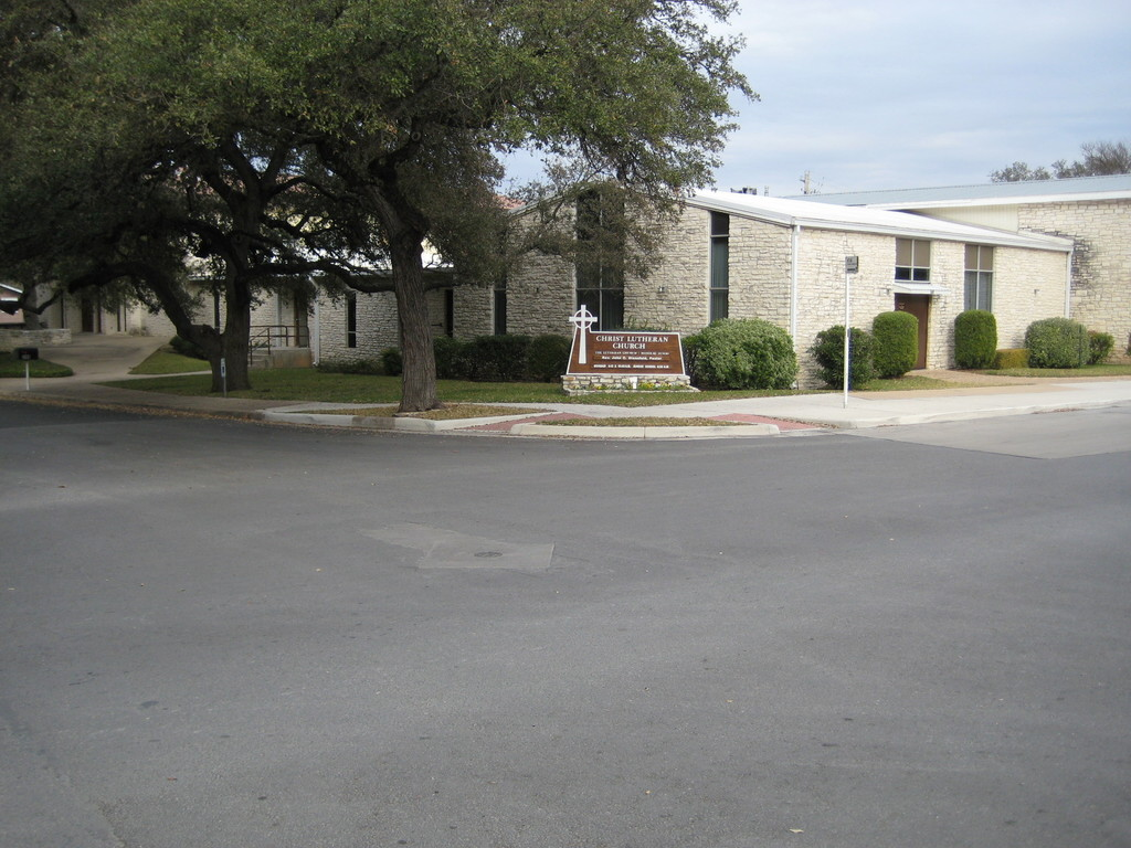 Christ Lutheran Church - Ceremony Sites - 300 E Monroe St, Austin, TX, 78704, US