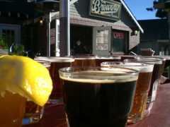 Brewery at Lake Tahoe - Our Favorite Food - S Lake Tahoe Rd, South Lake Tahoe, CA, 96150, US