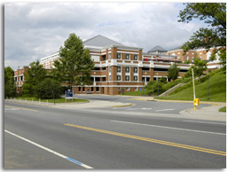 Uva Parking Garage - Attractions/Entertainment, Parks/Recreation - 400 Emmet St S, Charlottesville, VA, 22903