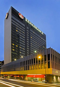 The Renaissance - Hotels/Accommodations, Reception Sites, Attractions/Entertainment - 50 N 3rd St, Columbus, OH, United States