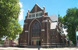Scottish Rite Cathedral - Ceremony Sites - 400 NE Perry Ave, Peoria, IL, 61603, US