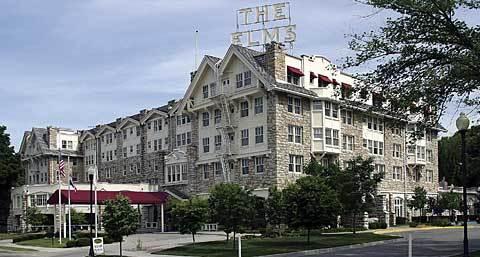 The Elms Resort Hotel - Coordinator - 401 Regent Street, Excelsior Springs, MO, United States