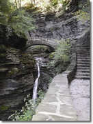 Watkins Glen State Park - Attraction - 3530 State Rt 419, Watkins Glen, NY, United States