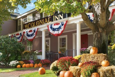 Concord's Colonial Inn - Hotels/Accommodations, Reception Sites, Restaurants, Rehearsal Lunch/Dinner - 48 Monument Square, Concord, MA, United States