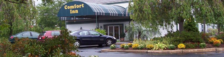 Comfort Inn - Hotels/Accommodations - 171 Faunce Corner Rd, North Dartmouth, MA, 02747, US