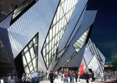 Royal Ontario Museum - Attraction - 100 Queen's Park, Toronto, ON, Canada