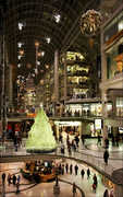 Eaton Centre - Attraction - 218 Yonge St, Toronto, ON, CA