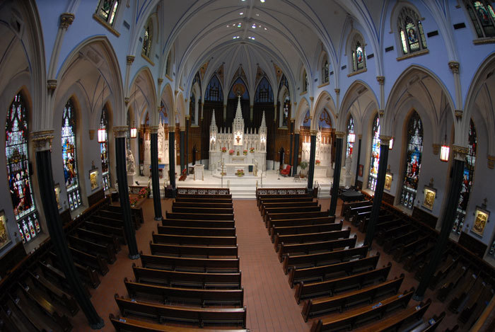 St John The Evangelist Church - Ceremony Sites - 21 S 13th St, Philadelphia, PA, United States