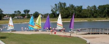 Lake Arlington - Parks/Recreation - 2201 N Windsor Dr, Arlington Heights, IL, 60004, US