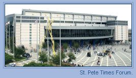 St Pete Times Forum - Attractions/Entertainment - 401 Channelside Dr, Tampa, FL, United States
