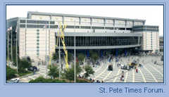 St Pete Times Forum - Entertainment - 401 Channelside Dr, Tampa, FL, United States