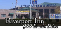 Riverport Inn Express Suites - Hotel - 900 Bruski Drive, Winona, MN, 55987, USA