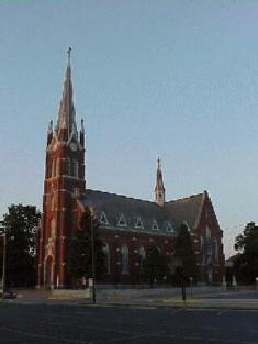 St Francis Church - Ceremony Sites - 1721 College Avenue, Quincy, IL, United States