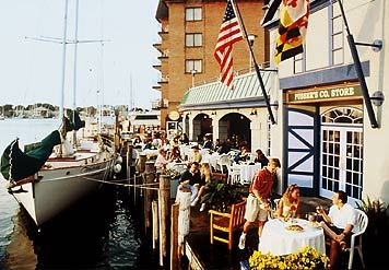 Pusser's Caribbean Grille - Restaurants, Bars/Nightife, Brunch/Lunch - 80 Compromise Street, Annapolis, MD, United States