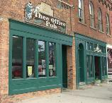 Thee Office Pub and Cookery - Bars & Pubs - 128 S Main St, Romeo, MI, 48065, US