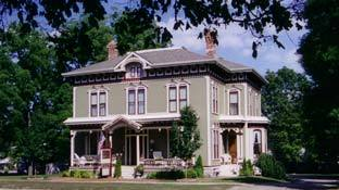 Brabb House Bed & Breakfast - Hotels/Accommodations - 185 S Main St, Romeo, MI, 48065, US