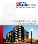 Hilton Garden Inn - Accomodations - 390 E Washington St, Athens, GA, 30601, US