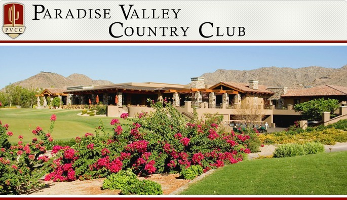 Photos From Paradise Valley Country Club Wedding Mapper