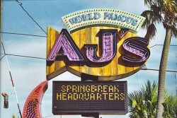 A.j.'s Seafood & Oyster House - Attractions/Entertainment, Restaurants, Shopping - Hwy 98 E, Fort Walton Beach, FL, 32548, www.ajs-destin.com