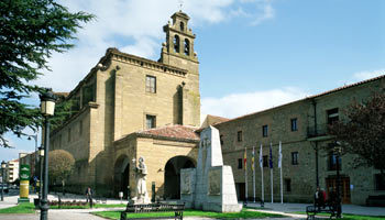 Parador Bernardo De Fresneda - Restaurants, Hotels/Accommodations - Plaza de San Francisco, Santo Domingo de la Calzada, La Rioja, 26250, ES
