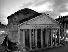 Pantheon - Attraction - Pantheon, Rome, Rome, Lazio, IT