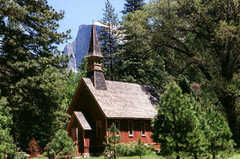 Yosemite Valley Chapel - Ceremony -