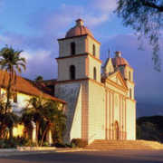 The Santa Barbara Mission - Attraction - 2201 Laguna St, Santa Barbara, CA, 93105, US