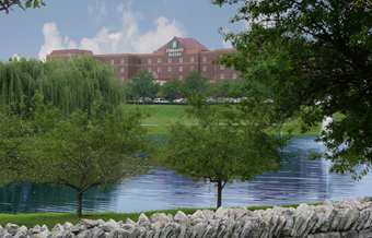 Embassy Suites Lexington Hotel - Hotels/Accommodations, Reception Sites - 1801 Newtown Pike, Lexington, KY, United States