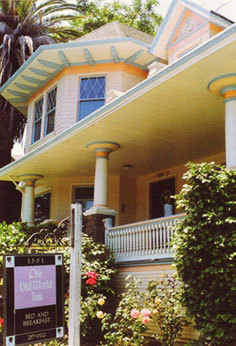 Old World Inn - Hotels/Accommodations - 1301 Jefferson St, Napa, CA, USA