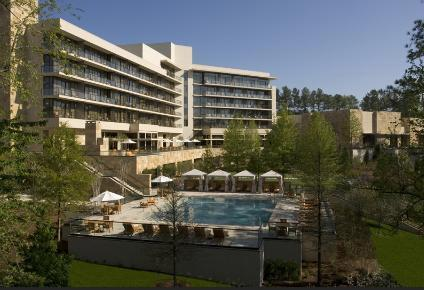 The Umstead Hotel &amp; Spa - Hotels/Accommodations, Reception Sites, Ceremony Sites - 5 SAS Campus Dr., 100 Woodland Pond, Cary, NC, United States