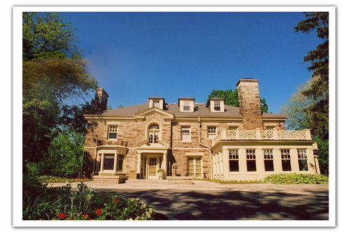 Paletta Mansion - Ceremony Sites, Reception Sites, Ceremony & Reception - 4250 Lakeshore Rd, Burlington, ON, L7L, CA