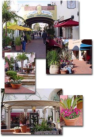 Paseo Nuevo Shopping Center - Restaurants, Attractions/Entertainment, Shopping - 651 Paseo Nuevo, Santa Barbara, CA, 93101