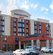 Springhill Suites-chicago Elm - Hotels/Accommodations - 410 W Lake St, Elmhurst, IL, United States